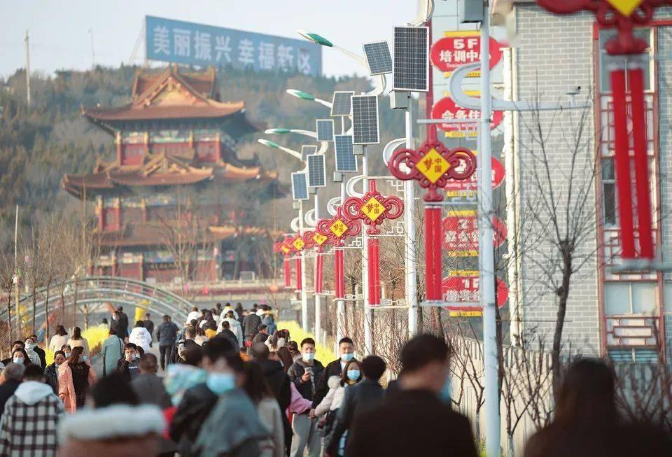 新鲜出炉!春节假期山西游客接待量排名前五景区名单  第1张