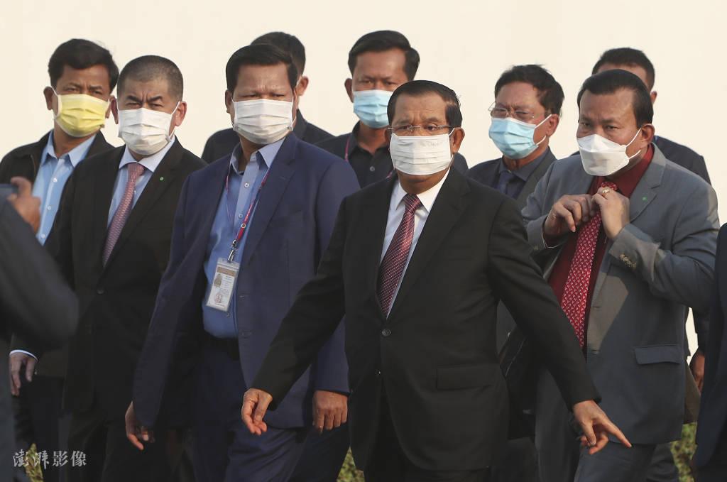 柬发生聚集性疫情32名中国公民确诊,洪森呼吁应拒绝歧视