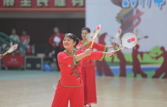 发挥组织优势 创新工作方式——2020年中国老体协推动柔力球运动高质量发展