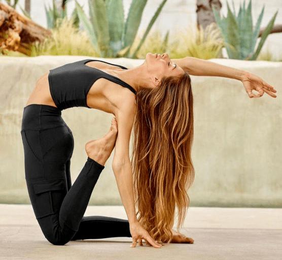 一日瑜伽,还你一世优雅~