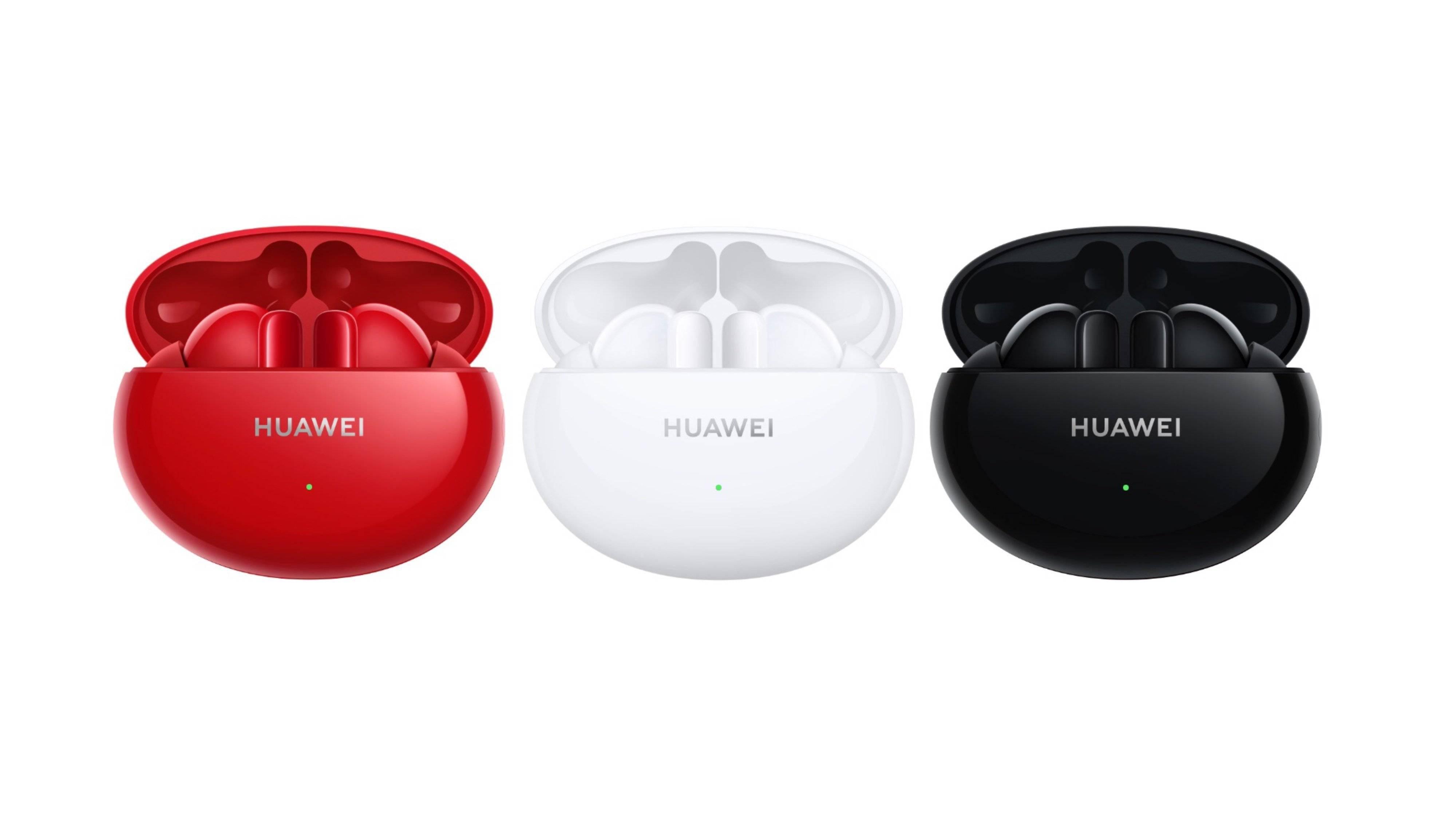 华为推出新款无线耳机FreeBuds 4i:售价499元