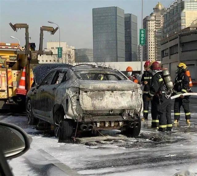 充电自燃事故十余起,一个品牌花了58亿召回3.3万辆电动车!
