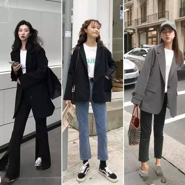 今年流行混搭,西装也能穿出时尚感!