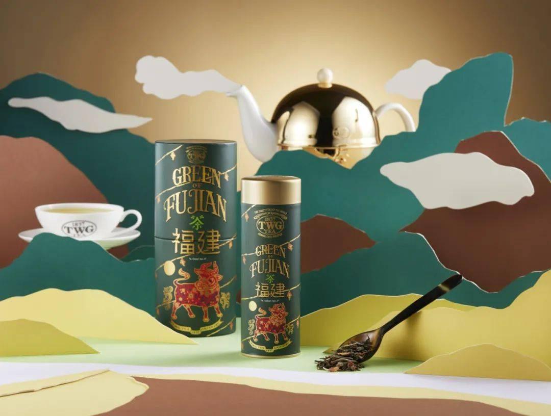 TWG Tea丨穿越茗茶与时光的新年之旅