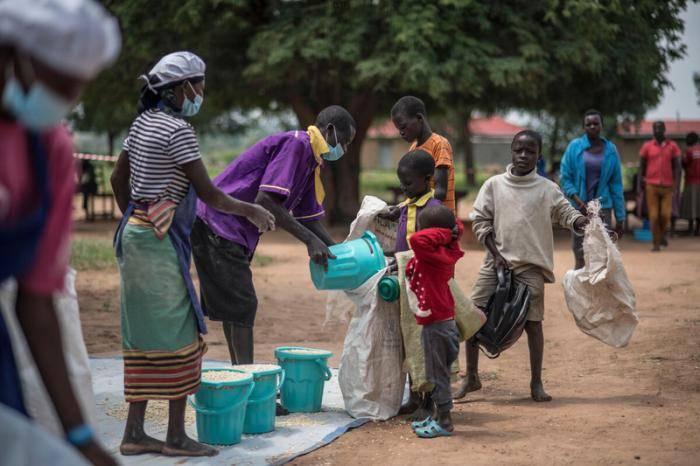 联合国世界粮食计划署:新冠疫情阻碍了儿童获得学校供餐的历史性进展