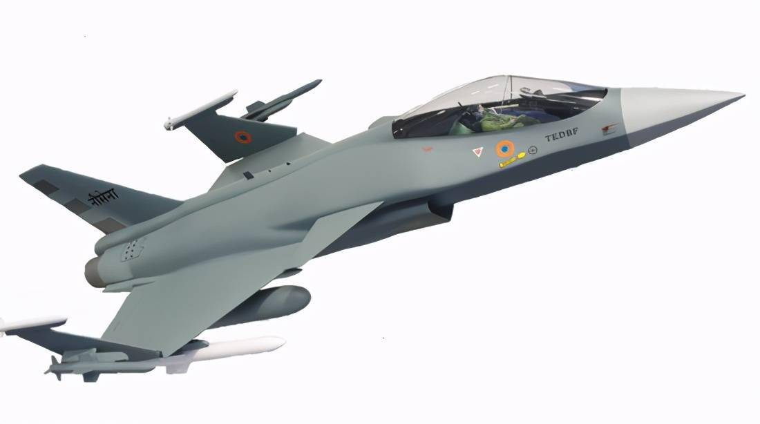 TEDBF carrier-based fighter aircraft