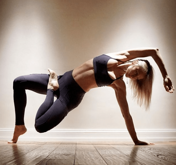 不可错过的一套瑜伽序列,帮你淋巴排毒,免疫力增强