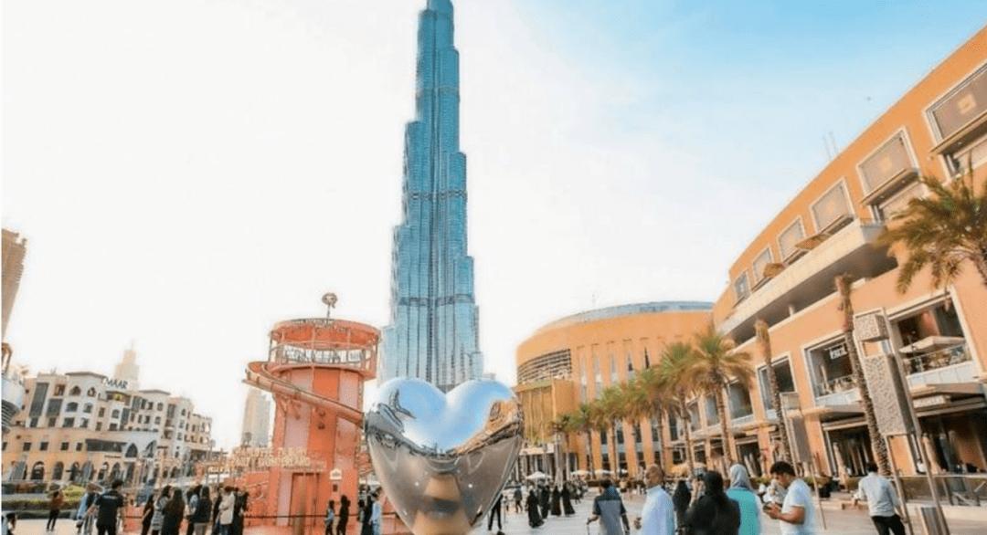 迪拜依旧是游客们的首选目的地