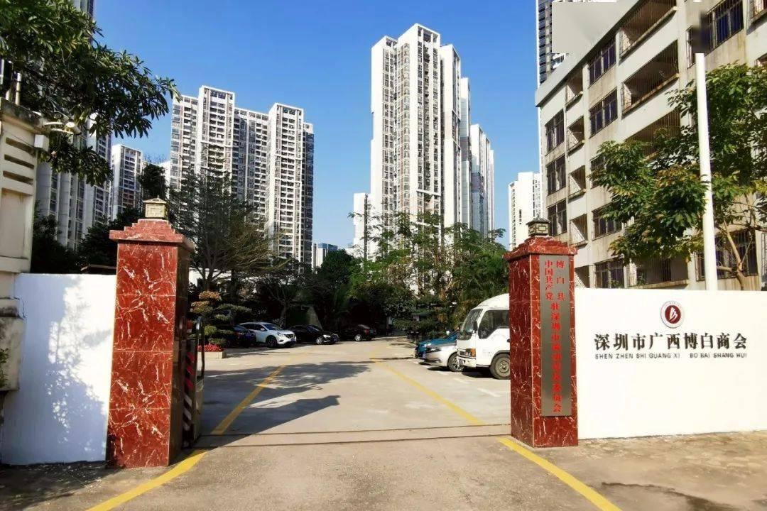 博白县驻深圳市流动党委:流动的堡垒 鲜红的旗帜