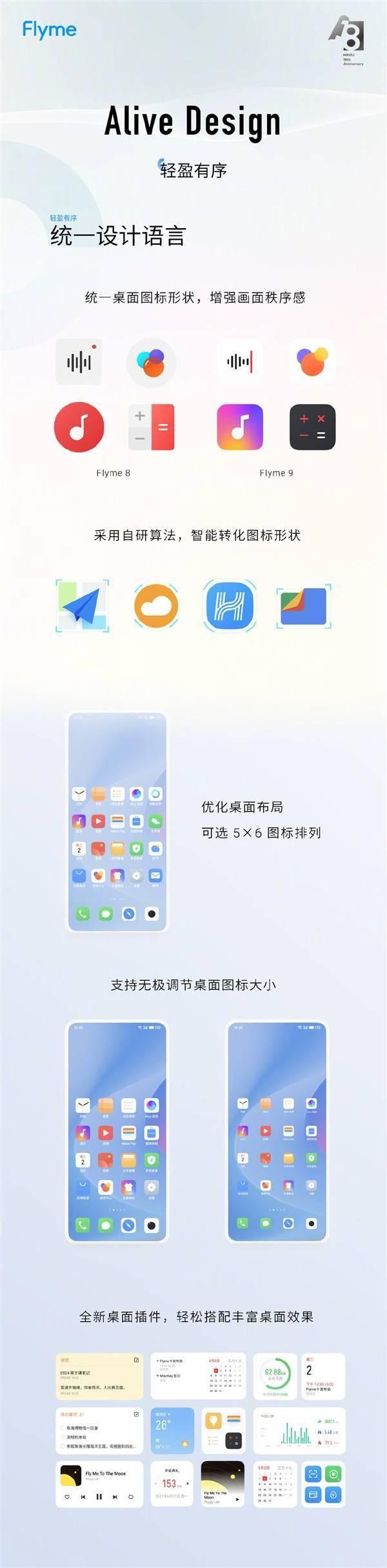 魅族Flyme 9发布:界面/动画/隐私大升级、首发小窗模式3.0的照片 - 7