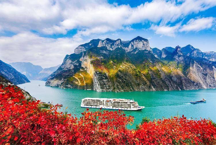 开往春天的长江游轮有新变化:新增三条航线,试水高端产品