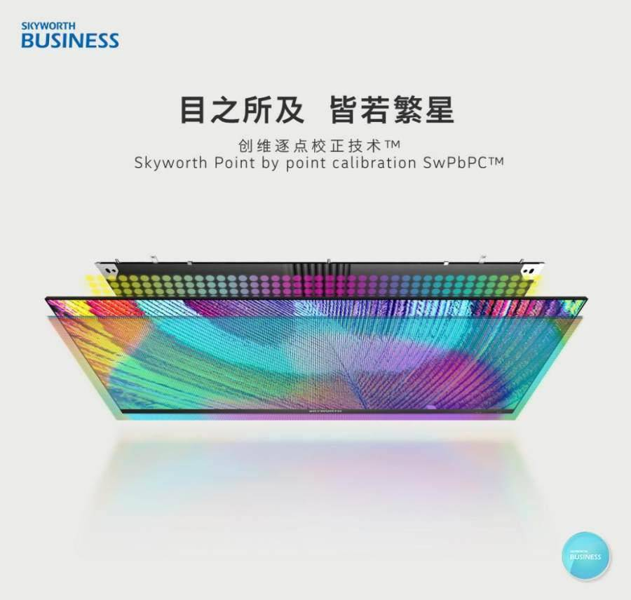 臻彩还原, Swaiot BOARD™原彩LED一体机演绎视界无限可能