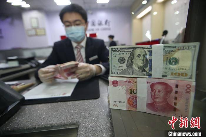 外汇管理局:截至2月末我国外汇储备规模为32050亿美元