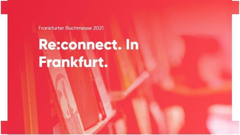 """法兰克福2021书展以""""重新连接""""为主题重新下线"""