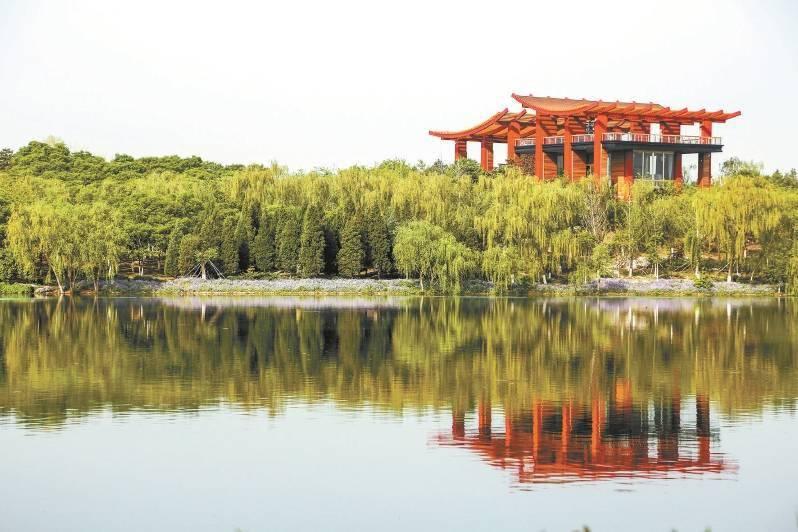 """大运河森林公园""""膜拜""""颐和园,服务管理水平显著提高"""