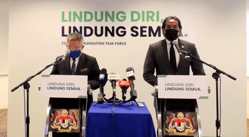 第二批中國科興成品新冠疫苗運抵馬來西亞