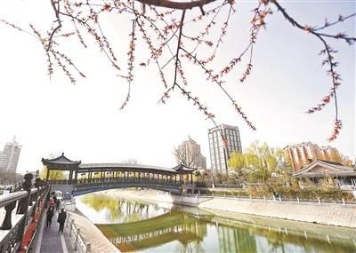 北京市:河道景观绿道将连接北京颐和园北门至城市副中心西北二