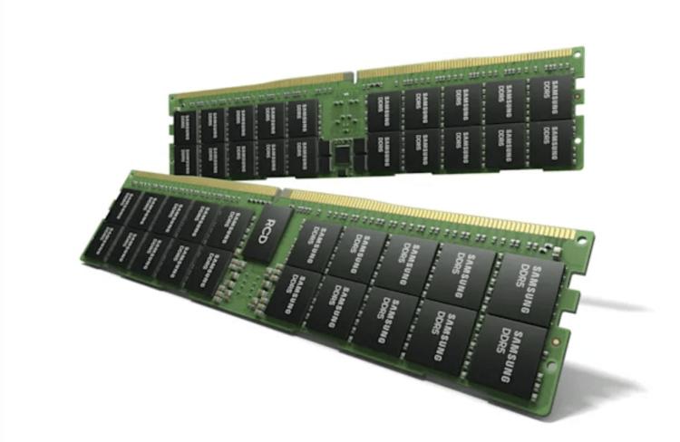 三星推出业界首款采用HKMG的DDR5内存