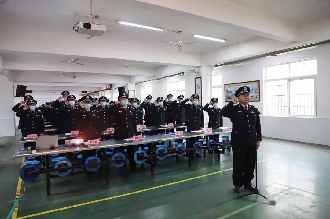 四川监狱:筑牢拒腐防变基础防线,推动监狱综合治理全面深入!