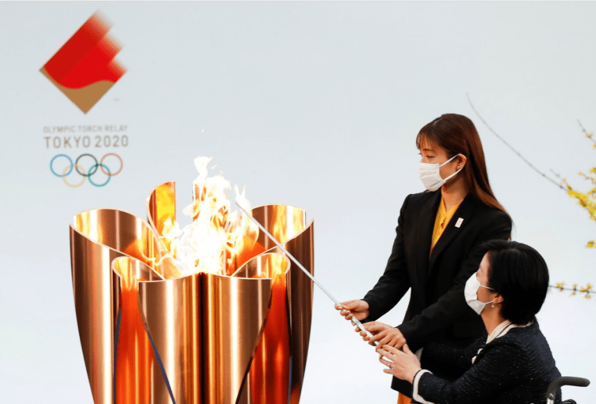 """菅义伟缺席奥运圣火传递仪式,喊话民众""""珍惜宝贵机会"""""""