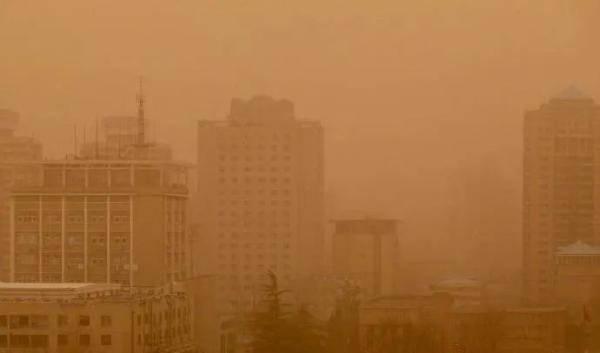 北方地区风沙又来!陕西西北部地区26日至27日有扬沙或尘土气