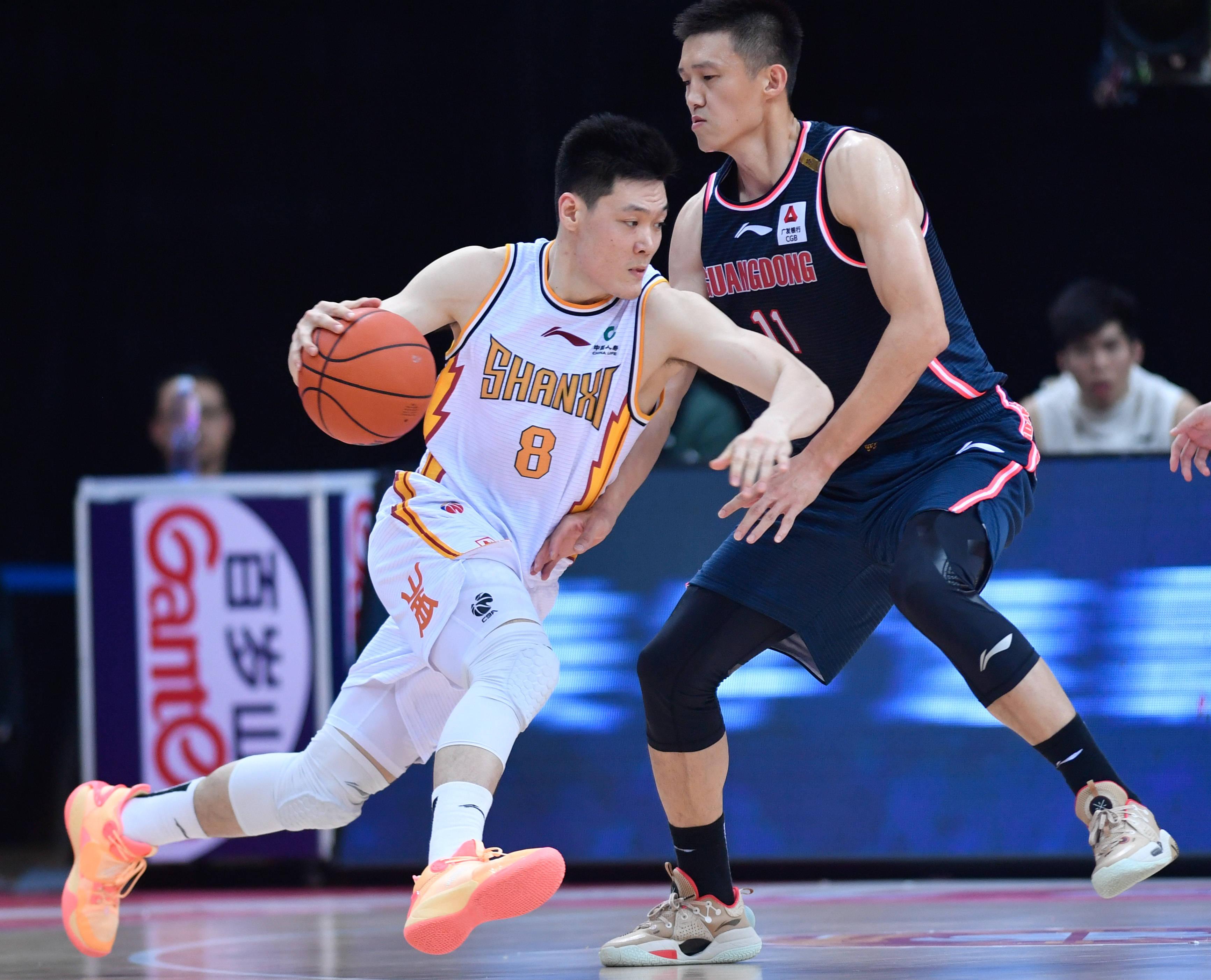 篮球——CBA第四阶段:广东东莞大益胜山西汾酒股份