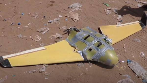 沙特为首多国联军击落一架携带爆炸物的无人机