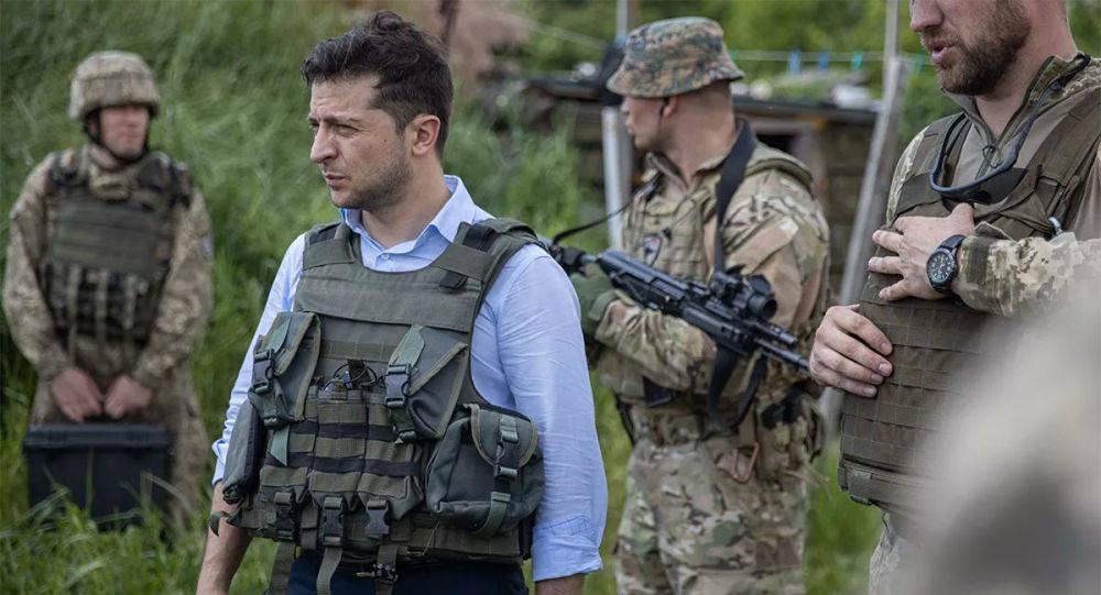 """俄媒:乌克兰提议与北约举行演习,回应俄白""""西方-2021""""战略演习"""