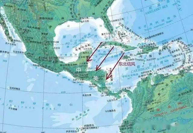 【地理探究】不说不知道,世界上居然还真有热带海洋性气候,而且只存在这几个地方!!!  第15张