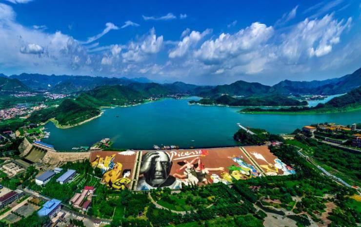 中国达沃斯来了,国风金海洋房样板公开