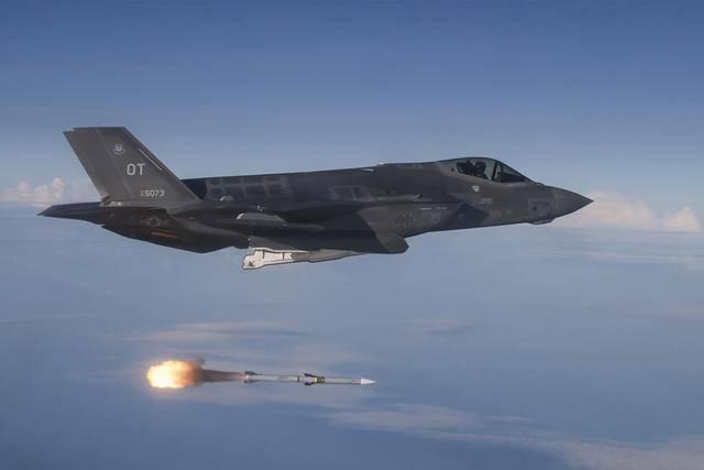 美媒:美空军为第三次世界大战做准备,模拟大国间大规模空中对抗