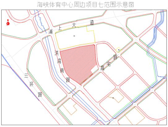 仓山启动大面积征地!征收上百公顷地块!附征地红线图!  第5张