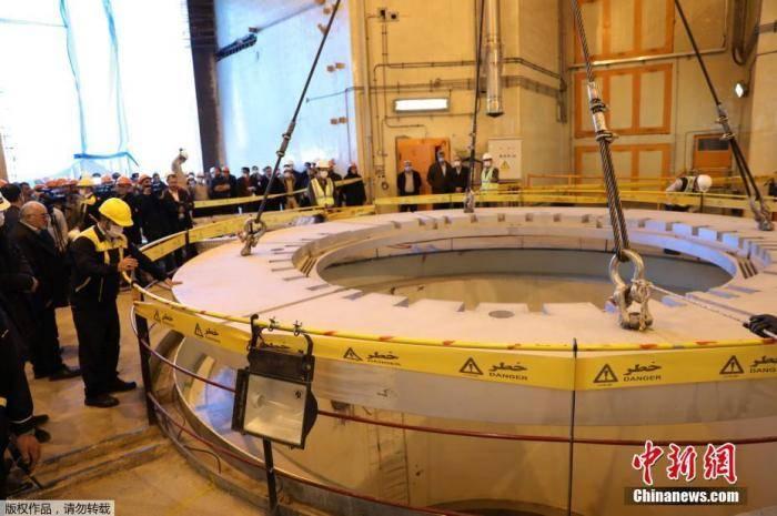 伊朗新型离心机注入铀气体 总统称核技术稳步发展