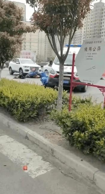外卖员出车祸后又遭救护车再次碾压?官方通报!
