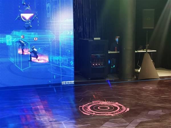 VR终于成了!5G VR电竞告诉你什么叫杀手级应用的照片 - 3