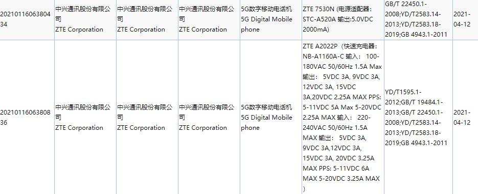 中兴 Axon 30 系列官方剧透:搭载144Hz 曲面屏+ MyOS 11 支持66W快充