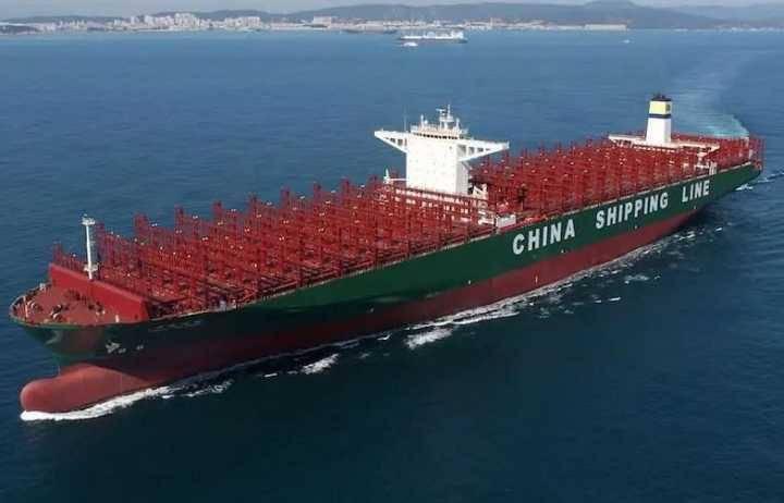 我国造出世界最大船用螺旋桨,4层楼高重480吨(图3)