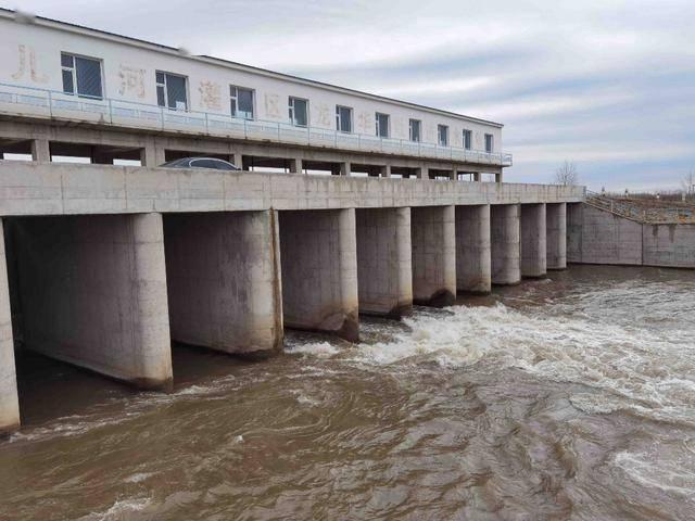 白城順利實施今年抗旱補水工作