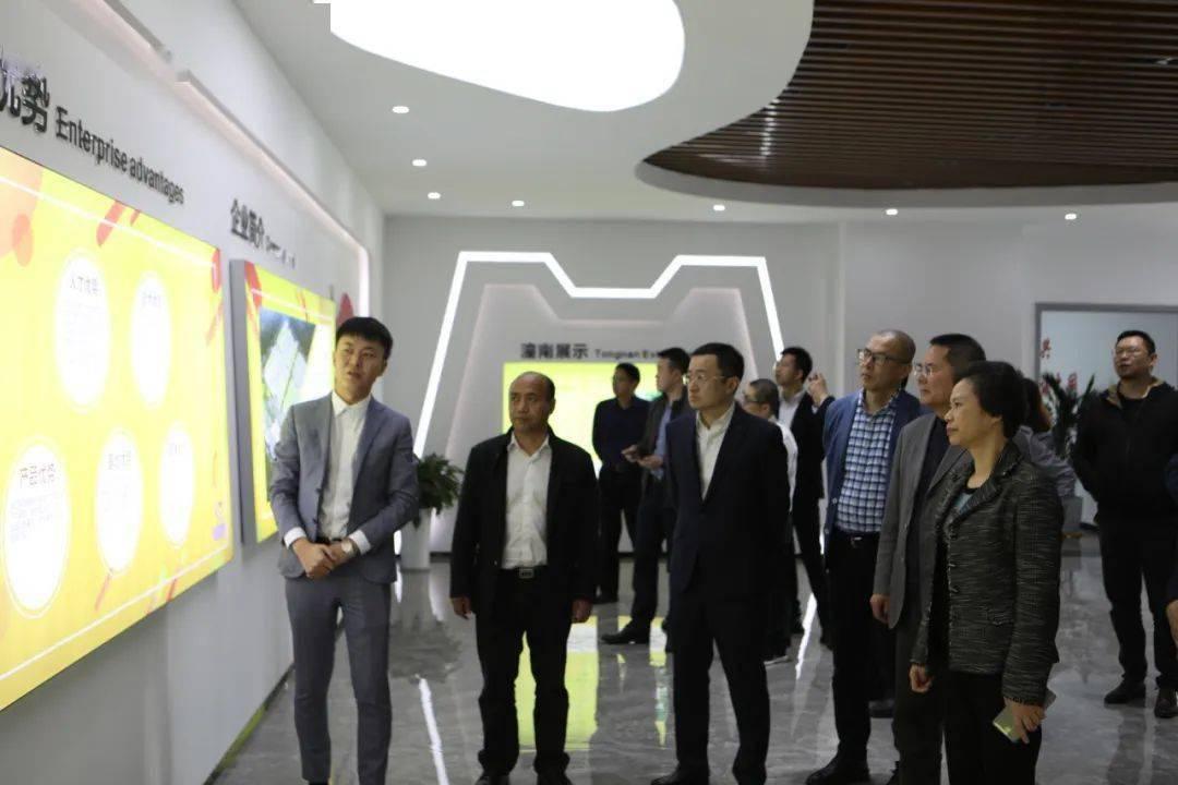 华侨大学四川、重庆校友会赴遂宁、潼南考察交流