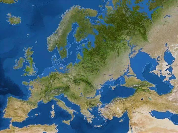 【地理视野】地理老师没有给你讲过这些罕见地图,因为可能会颠覆你的世界观  第38张