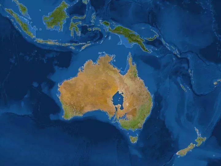 【地理视野】地理老师没有给你讲过这些罕见地图,因为可能会颠覆你的世界观  第40张