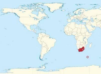 【地理视野】地理老师没有给你讲过这些罕见地图,因为可能会颠覆你的世界观  第29张