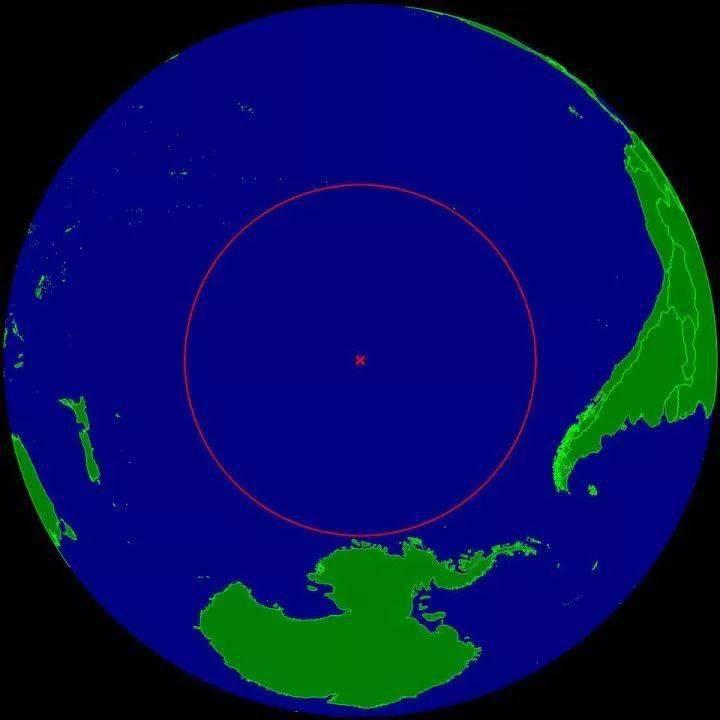 【地理视野】地理老师没有给你讲过这些罕见地图,因为可能会颠覆你的世界观  第7张