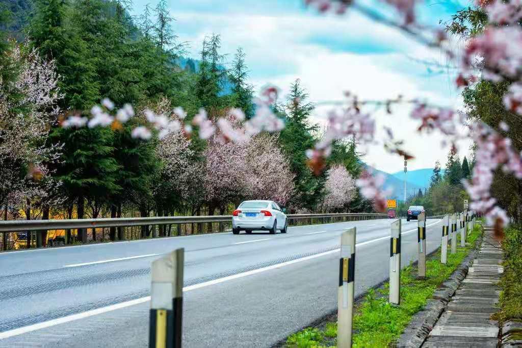 """""""五一""""自驾渝湘高速看过来 沿线景点及线路请收好"""