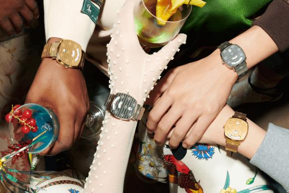TIME丨积家推出双面翻转系列腕表,GUCCI在集团地位已被降低