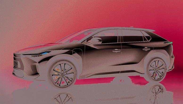 """全方位电动化步伐提速,丰田致力在中国实现""""量产幸福""""_车型"""