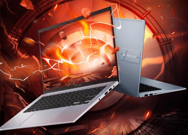 4599元起 华硕无畏Pro14笔记本开卖:8核Zen3+2.8K 90Hz O屏