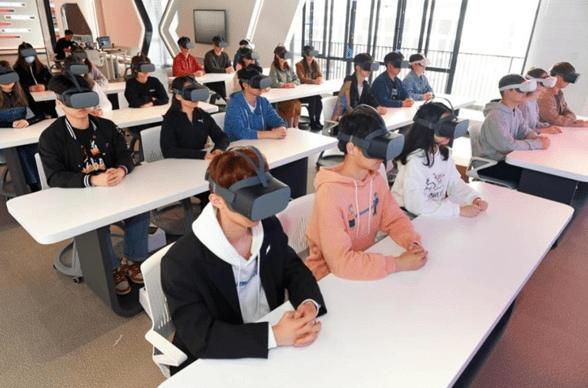 """安徽艺术学院党员活动中心VR新媒体 """"畅游""""全国40多个红色景点"""