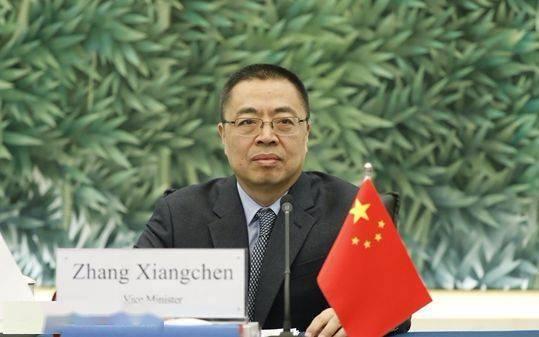 世贸组织总干事宣布副总干事人选,包括中国商务部副部长张向晨