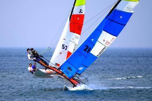 2021中国威海HOBIE帆船公开赛暨中国家帆赛威海站比赛火热招募